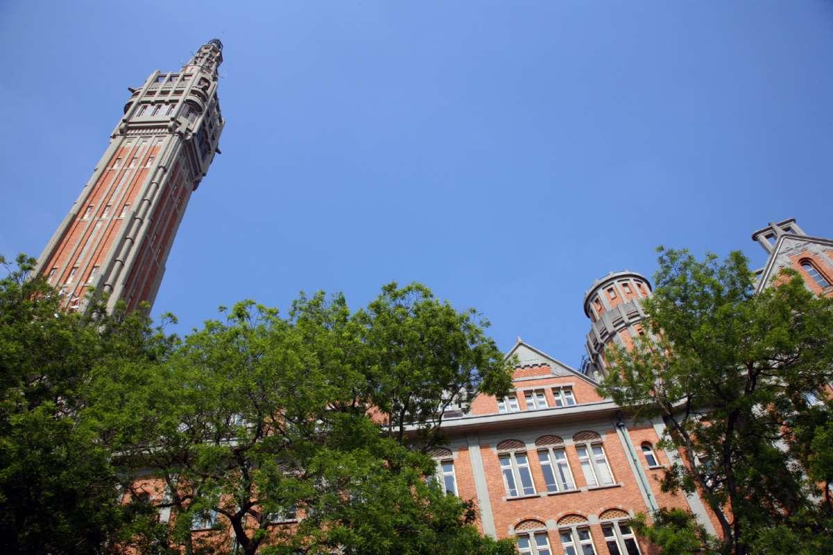 Beffroi de Lille, un monumento icónico en Francia