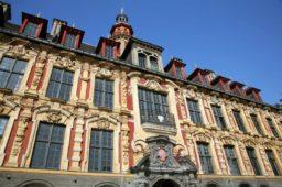 Edificio de la Bolsa, una joya arquitectónica de Lille