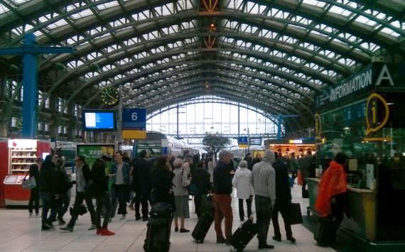 Estación de Lille Flandes