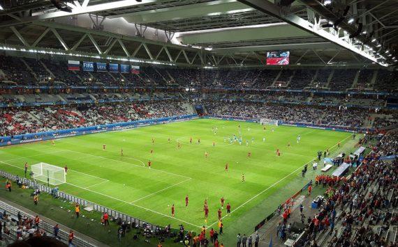 Estadio Pierre-Mauroy, un gran protagonista de la Eurocopa de Francia