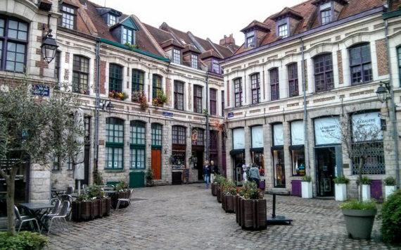 Le Vieux-Lille, la cara histórica de la ciudad de Lille