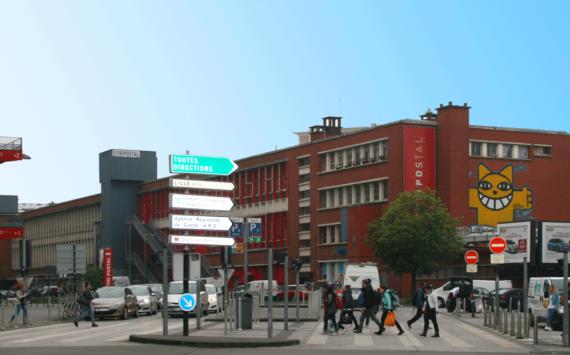 Le Tripostal de Lille, un lugar único y moderno