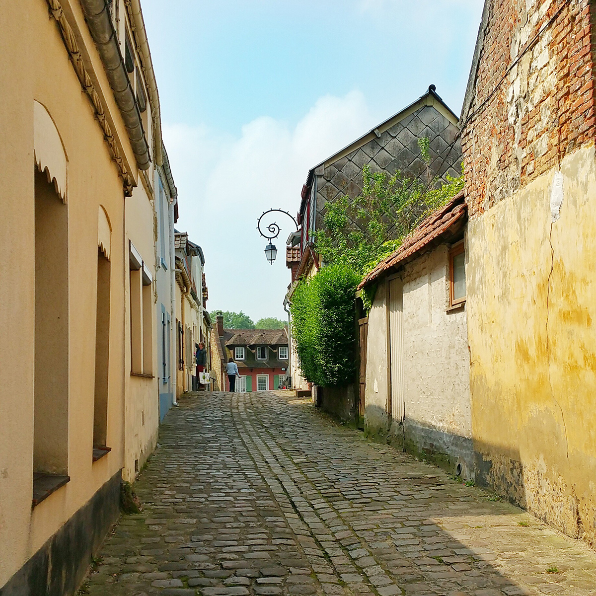 Montreuil-Sur-Mer, la inspiración de Víctor Hugo