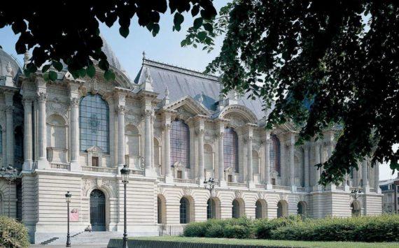 Palais des Beaux Arts, un punto cultural en Lille