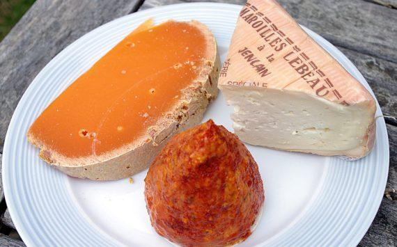 Los quesos del Norte de Francia
